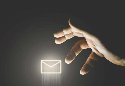 Email Correo Falso